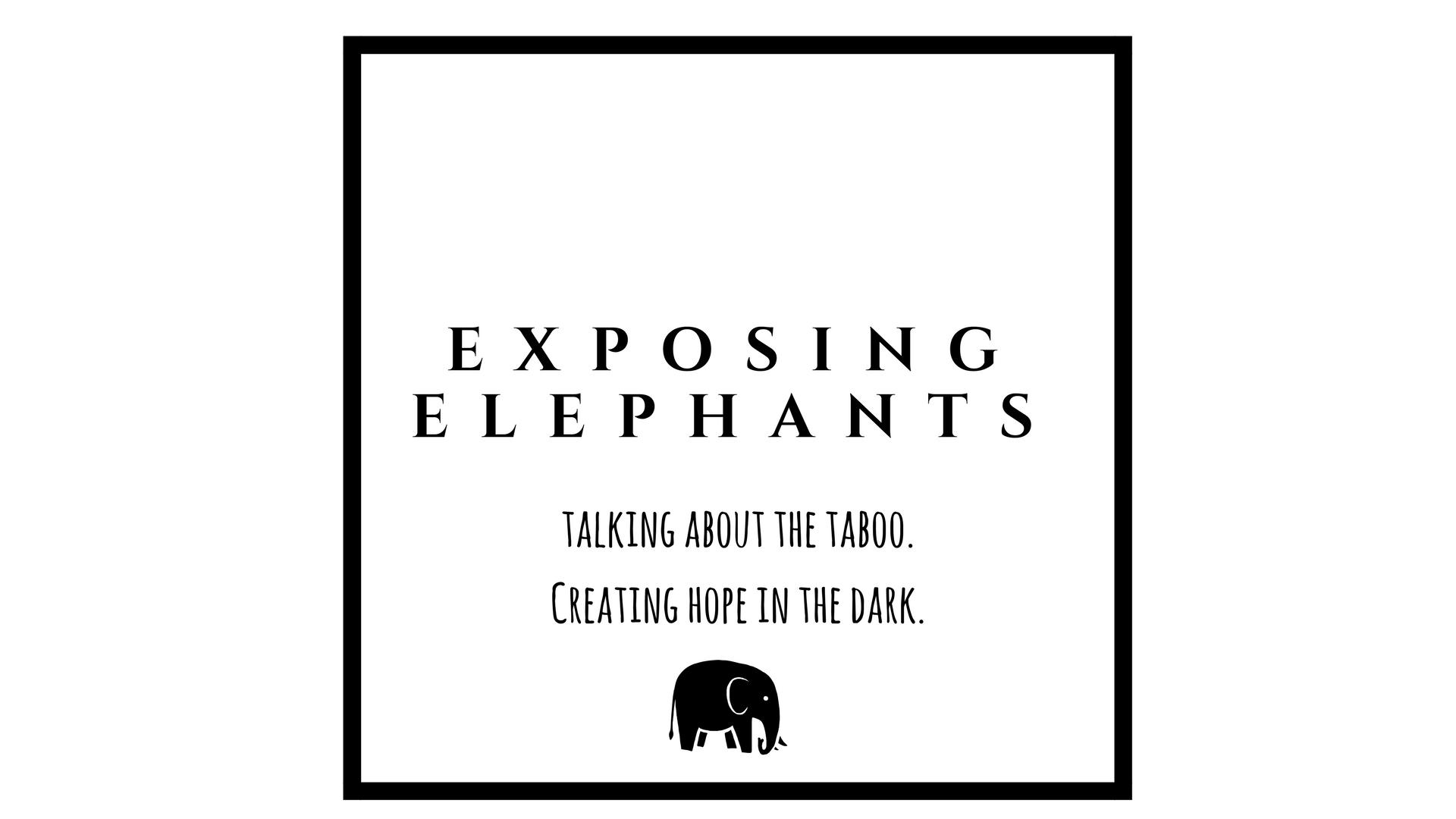 EXPOSING ELEPHANTS